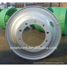 Heavy duty truck tube wheel rims 8.0-20
